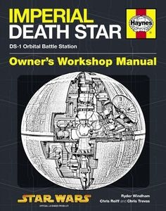 Owner's manual for the Death Star. Darth Vader got this for his birthday