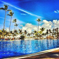 Ocean Blue hotel, Bavaro, Rep. Dom.