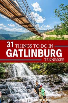 Gatlinburg Tennessee Restaurants, Gatlinburg Vacation, Tennessee Vacation, Gatlinburg Tn, Tennessee Attractions, Smoky Mountains Tennessee, Mountain Vacations, Smoky Mountain National Park, Travel Usa