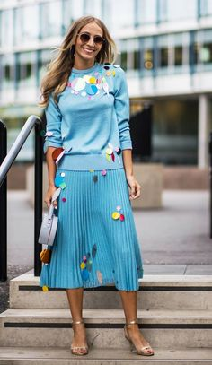 These pretty outfit ideas are perfect for spring style inspiration.