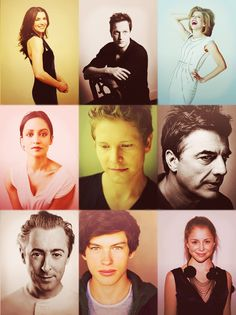 The good wife cast . . .  love everything about this show. The stories, actors and politics make it absolutely perfect.