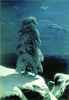 In the Wild North  - Ivan Shishkin