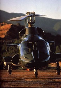 Airwolf the lady
