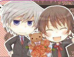 Misaki and usagi