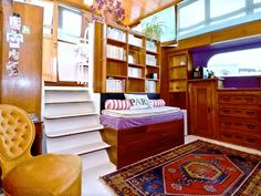 15 Stylish Houseboats for Sale and for Rent | HGTV