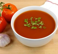 4 Steps to Home Canning Soup the Easy Way Canning Soup, Home Canning, Tomato Soup, Chicken Soup, Preserves, Thai Red Curry, Soup Recipes, Vegetables, Ethnic Recipes