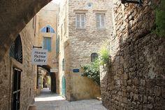 Jaffa, Old Alleys