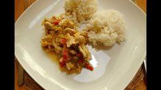 Rezy z kuracích pŕs s čínskou kapustou vo vlastnej šťave. Grains, Rice, Food, Essen, Meals, Seeds, Yemek, Laughter, Jim Rice