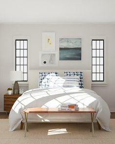 Minimal And Modern Bedroom Design Ideas Minimal Bedroom, Modern Bedroom  Design, Minimalism