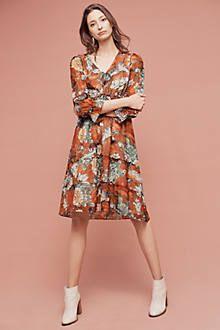 Zeri Peasant Dress
