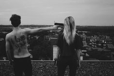 b&w, black and whit, blonde, couple, cry, cute, deep, grunge, hipster, kill, love, no, ok, quotes, together, touch, tumblr