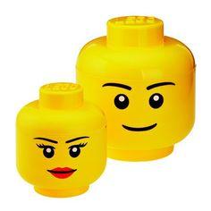 Lego head boy | LOODS 5