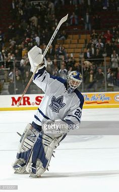goalie-ed-belfour-of-the-toronto-maple-leafs-celebrates-during-the-picture-id3153331 (379×612) Hockey Goalie, Hockey Teams, Ice Hockey, Eddie The Eagle, Maple Leafs Hockey, Goalie Mask, Hockey Stuff, Nfl Fans, Toronto Maple Leafs