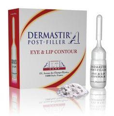 Dermastir Eye & Lip Contour Post-Filler - Post filler eye , collagen eye, collagen eye and lip made in France. Buy now on altacare.com