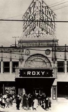 Roxy Theatre in Philadelphia, PA Movie Theater, Theatre, Pennsylvania Dutch Country, Historic Philadelphia, American Freedom, Lehigh Valley, Ancestry, Outdoor Activities, Roxy