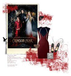 """Crimson Peak"" by minnieromanovich ❤ liked on Polyvore featuring moda, O'2nd, Reed Krakoff, review, fashioninfilm, CrimsonPeak i pvstyleinsider"