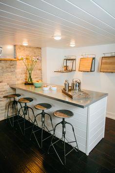 "Fixer Upper: Bringing a Modern Coastal Look to a ""Faceless Bunker"" | HGTV"