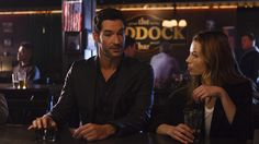 Curious to see what happens between these two now that #Lucifer knows Chloe is his kryptonite...