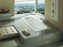 Bañera de hierro fundido