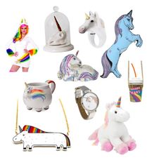 """""""Unicorns"""" by fashionfix158 on Polyvore featuring Elwood, Silken Favours, Nach Bijoux, Judith Leiber and Imm Living"""