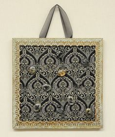 Fabric Covered Magnetic Board Tutorial