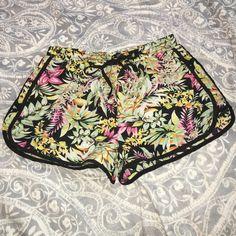 Floral Shorts Floral Shorts Shorts