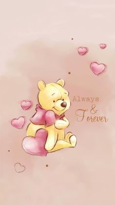 Winnie The Pooh Pictures, Cute Winnie The Pooh, Winne The Pooh, Winnie The Pooh Quotes, Winnie The Pooh Friends, Funny Phone Wallpaper, Disney Phone Wallpaper, Bear Wallpaper, Disney Collage