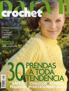 Para Tí Crochet Nº 05 - Melina Crochet - Picasa Webalbumok