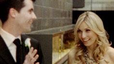 Evanka & Adam's Wedding Highlights - Toronto, ON. Behind Elle & Be are Blayre Ellestad and Laura Collins – Two people who have been together...