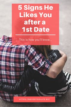 First Date Signs He Likes you: Looking for signs he likes you after the first date? Here are five things to watch for to know if you can expect to see him again. Dating Blog, Dating Advice, Online Dating, Dating Again, Dating After Divorce, Dating Over 50, Understanding Men, Love Again, First Dates