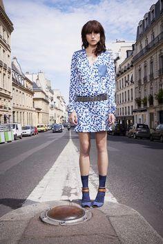 Serendipitylands: SONIA BY SONIA RYKIEL - FASHION WEEK PARIS SPRING ...