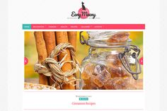 Check out EenyMeeny - Blogging WordPress Theme by Femme Themes on Creative Market