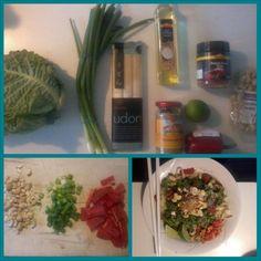 Recept: vegan Pad Thai
