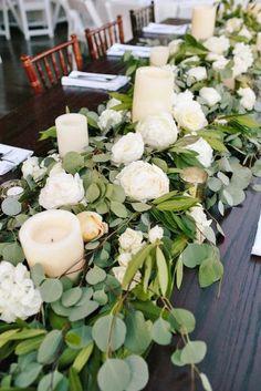 greenery wedding centerpieces ideas 2