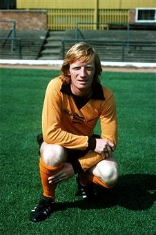 Willie Carr Wolves 1978