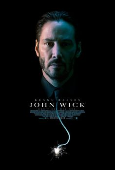 Don't mess with #JohnWick. In theaters 10.24.14