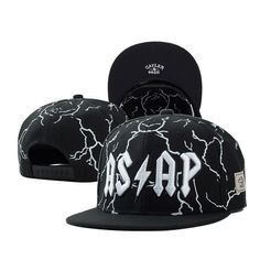 As   Ap Print On Black Fashion Cayler Sons Letters Mens Casual Cap Bone  Gorras Snapbacks 51521045aa06
