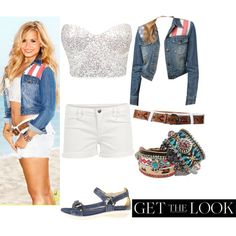"""""""Get The Look!"""" by hannahbanana3233 on Polyvore"""