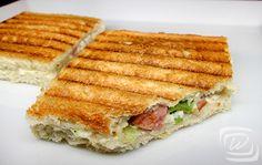 Virslis-Baconös Szendvics – Wescher.hu