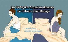 Même si on n'oublie pas que, dans un couple, chacun doit prendre sa part de responsabilité dans la réussite d'un mariage, nous avons listé les dix erreurs que les hommes commettent le plus souvent. Découvrez l'astuce ici : http://www.comment-economiser.fr/10-facons-qu-ont-les-hommes-de-detruire-leur-mariage.html?utm_content=bufferfb2fb&utm_medium=social&utm_source=pinterest.com&utm_campaign=buffer