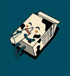 Bebé lechita. :)  :)  :) baby milk carton