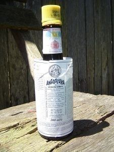 Angostura bitters: Made in Trinidad & Tobago, these bitters are used in many classic cocktails, including the Manhattan jordan_b_berman