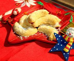 Vanilla Kipferl ~ traditional Christmas Cookie