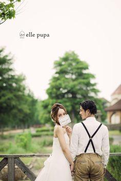 ヨーロッパ風前撮り*パート3 |*ウェディングフォト elle pupa blog*|Ameba (アメーバ)