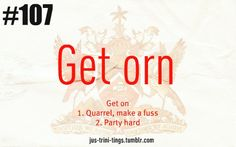 Exactly as the title says, this blog is JUST Trinidadian things. If you appreciate or want to learn...