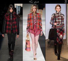 Fashion trends fall 2015 new plaid