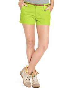 BeBop Belted Shorts