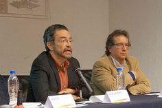 Foro Visiones sobre Mediación Tecnológica en Educación. Mesa de Expertos: Dr. Alejandro Pisanty Baruch, Prof. de Carrera de la FQ. Lunes 24 de noviembre de 2014, Auditorio de la CUAED, dentro de las actividades del Seminario: Visiones sobre la Mediación Tecnológica en Educación.