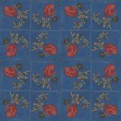 Moroccan Encaustic Cement Pattern Tiles 02b