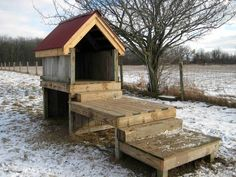 goat houses - Bing Images